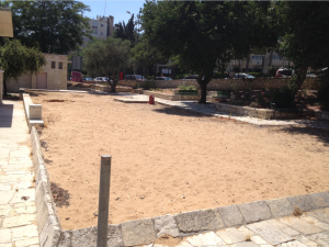 A Children's Playground in Liberty Bell Park in Jerusalem 26 June 2015_1