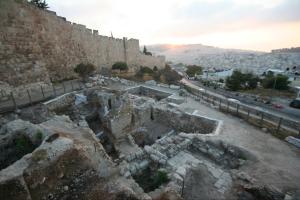 Mount Zion Dig 2015