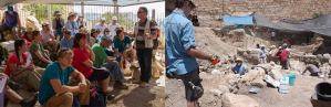 Mount Zion Excavation 2015