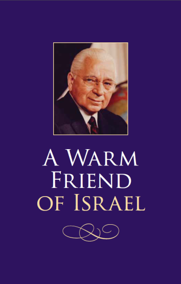 HWA - A Warm Friend of Israel