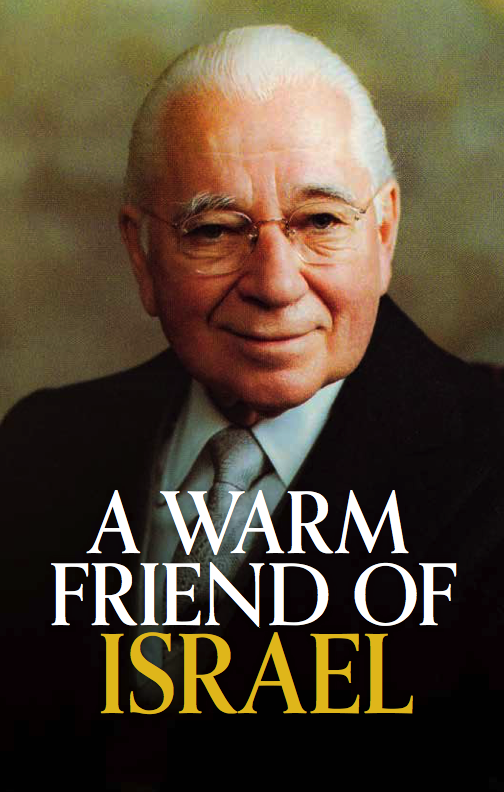 A Warm Friend of Israel
