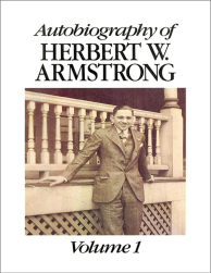 Autobiography of Herbert W Armstrong Vol 1
