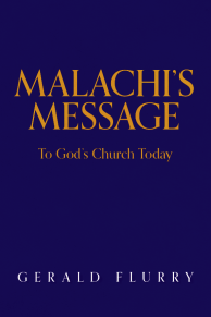 Malachi's Message to God's Church Today