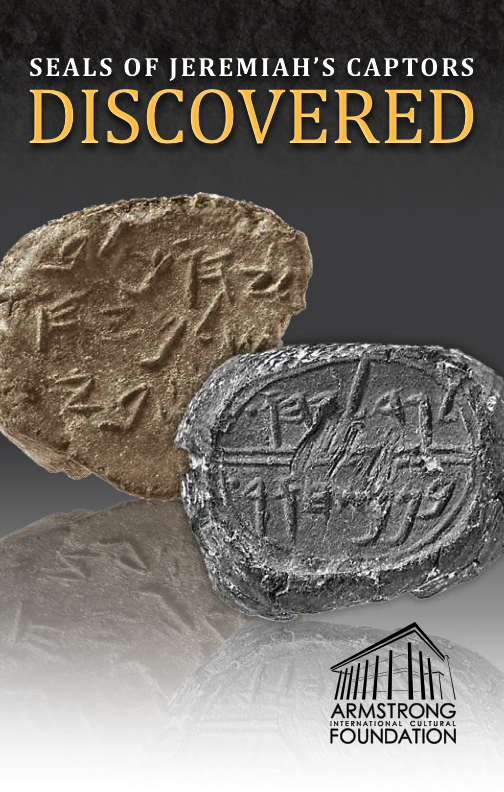 Seals of Jeremiah's Captors Discovered