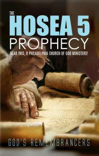 The Hosea 5 Prophecy - Hear This, O PCG Ministers